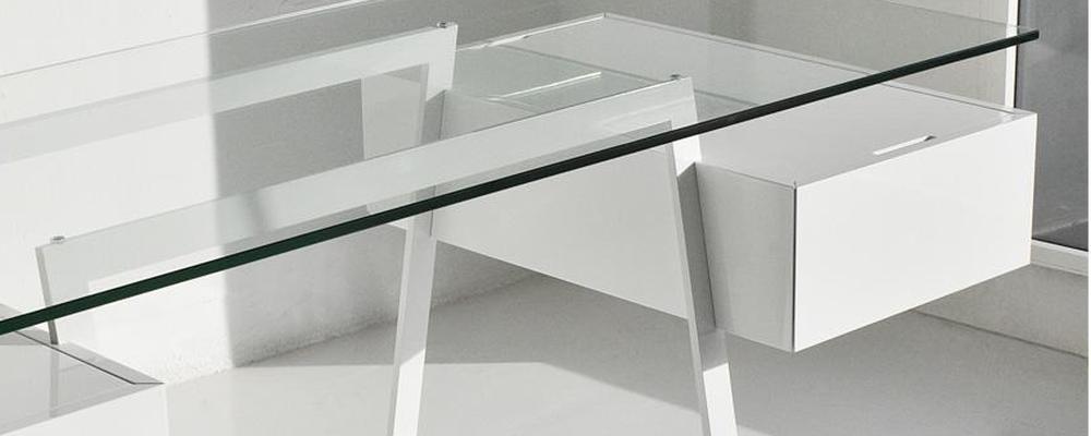 schreibtische design. Black Bedroom Furniture Sets. Home Design Ideas