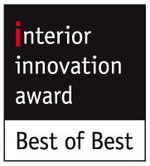 interior innovation award - best of best