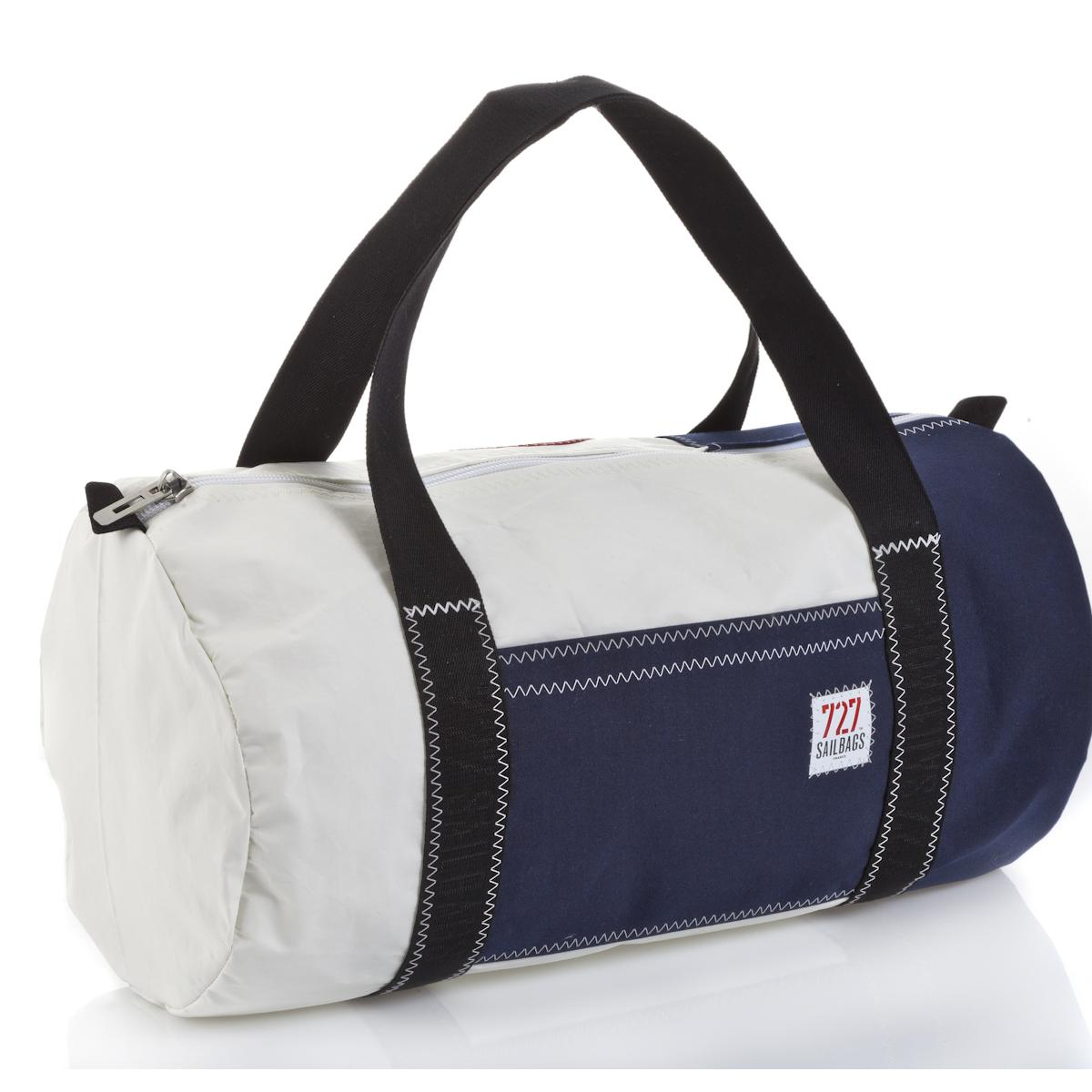 Onshore Tasche Dacron Hit Blue Navy, No 8 Red, Rückseite