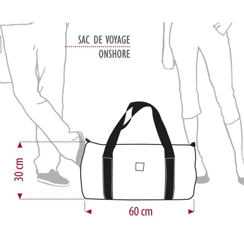 Proportionen der Onshore Reisetasche und Sporttasche