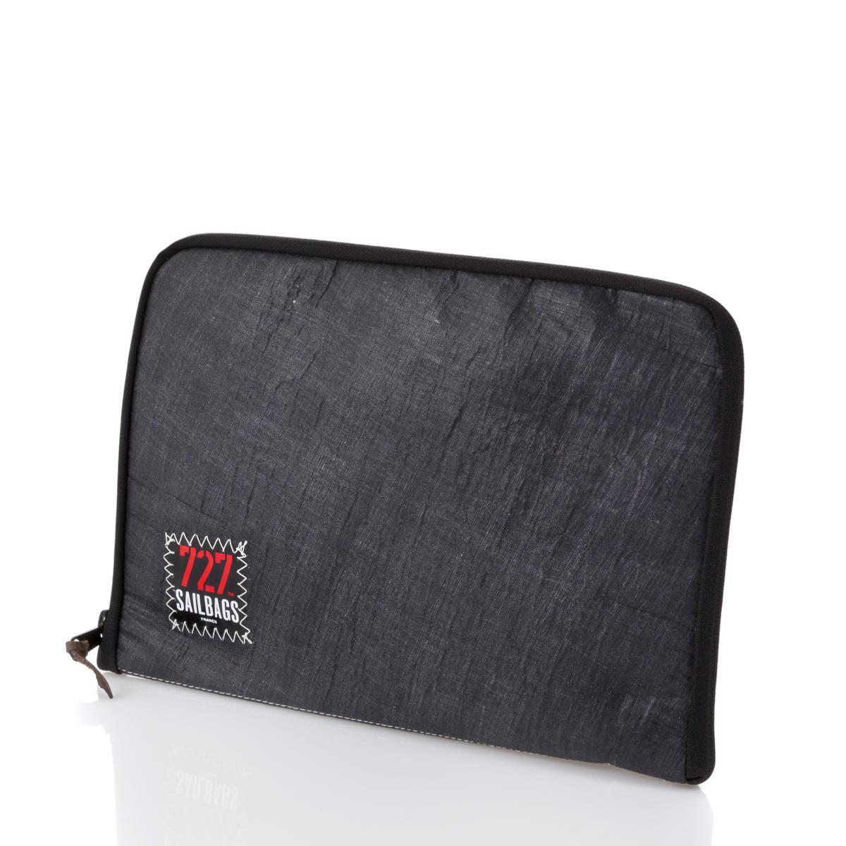 Harry Laptop Tasche / Sleeve Dacron, Nr. 3 rot, Rückseite