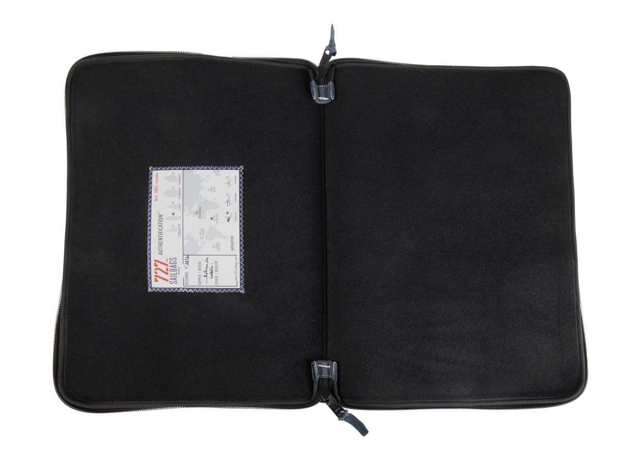 Harry Laptop Tasche, Reißverschluss kann komplett geöffnet werden