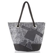 Sandy Tasche Guy Cotten - Tech-Sail mit Figur grau