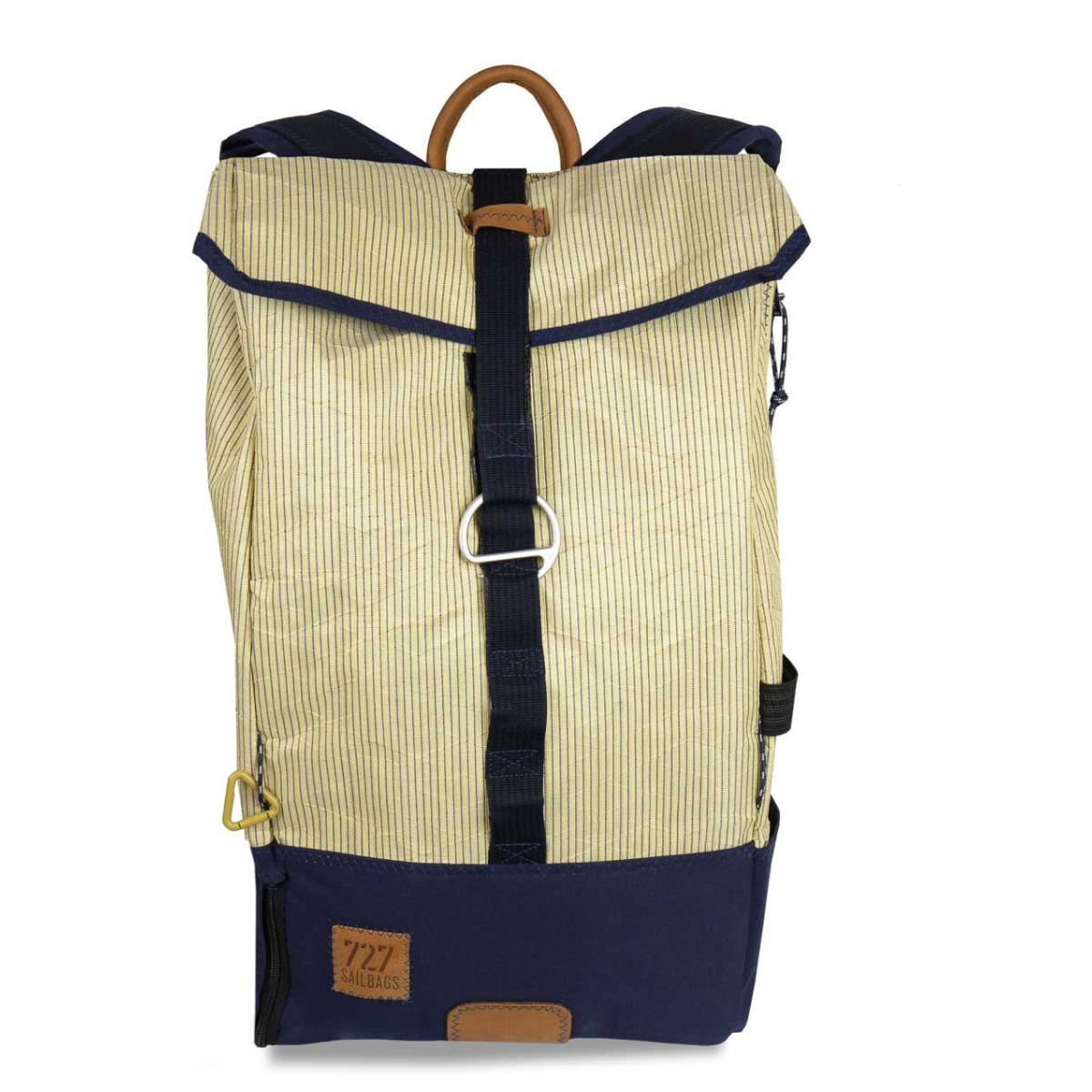 727Sailbags Rücksack Dinghy amber