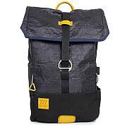 727Sailbags Rücksack Dinghy schwarz
