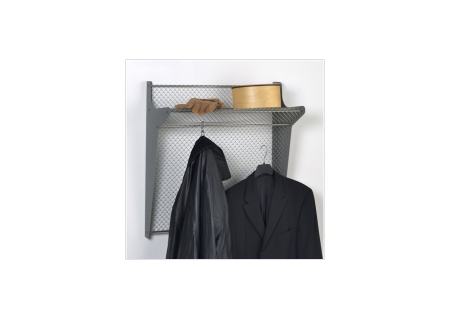 Spirale Wandgarderobe two basicline