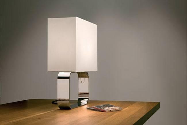 KYOTO FRAME Tischleuchte 57 cm Ausführung nach Kundenwunsch