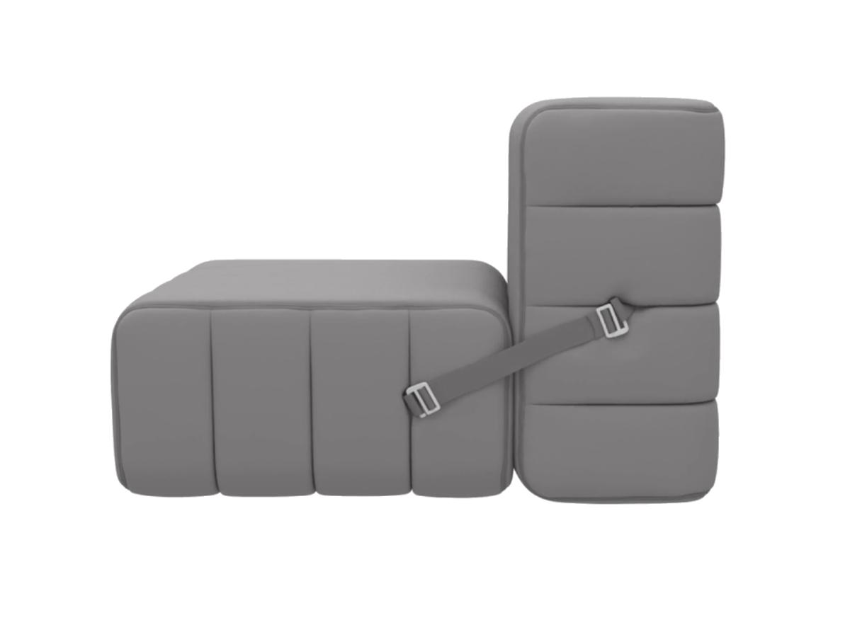 CURT Sofa-System Sessel 2 Elemente Bezug nach Wunsch