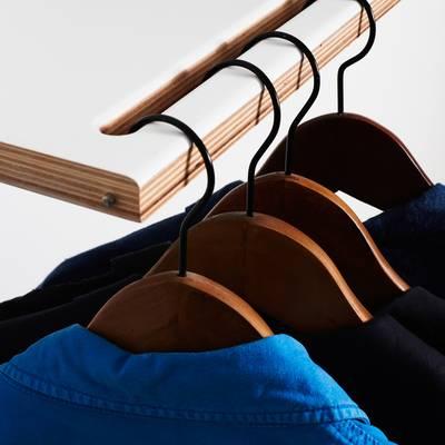HÄNGRAIL Kleiderbügelaufhängung