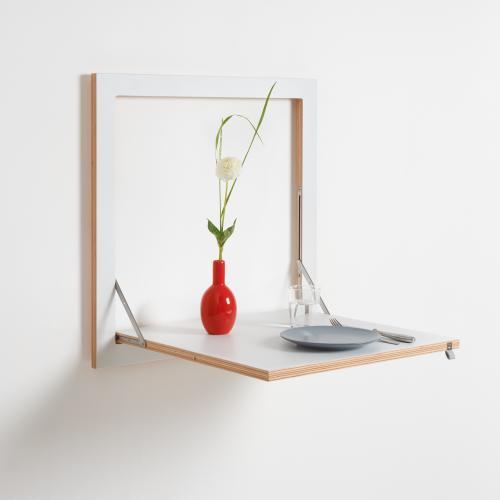 FLÄPPS Küchentisch 60x60 cm