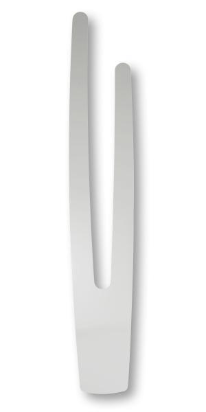 VU [5] Design-Heizkörper, HxB:168x28.cm, weiß