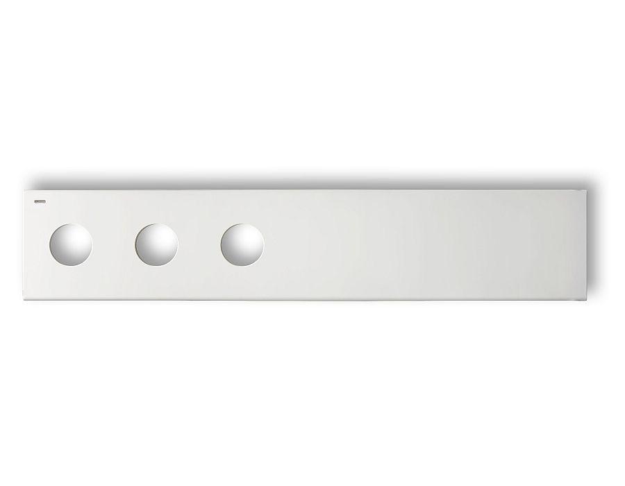 TREO Design-Heizkörper von Andrea Crosetta, Farbe und Ausstattung nach Kundenwunsch