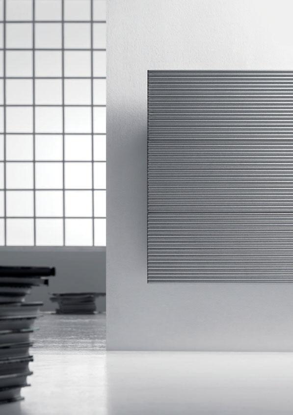 Antrax Design-Heizkörper LOFT O3 horizontal