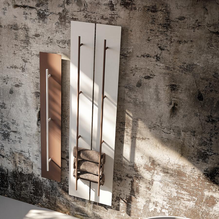 design heizk rper teso mit stange chrom von antrax. Black Bedroom Furniture Sets. Home Design Ideas