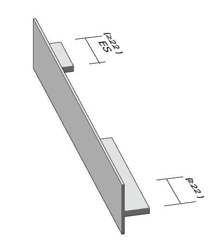 Antrax Design-Heizkörper SERIE T1P mit Handtuchdurchlass nach Wunsch