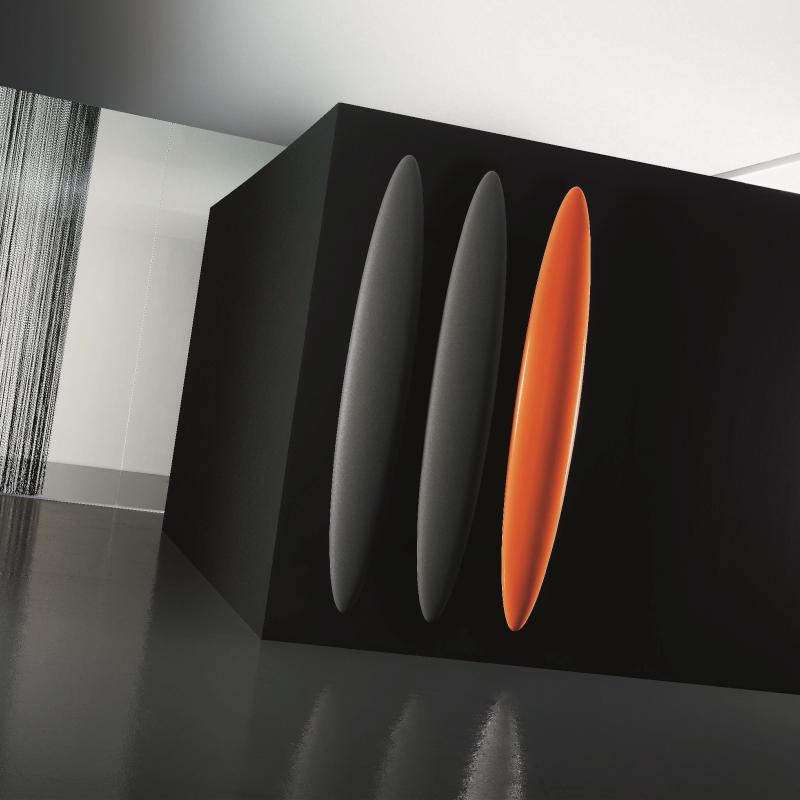 Antrax Design-Heizkörper BLADE