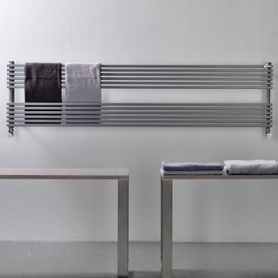 BDO TRIM Design-Handtuchtrockner, mit eckigen Rohren, Maße und Farbe nach Wahl