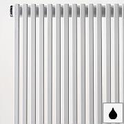 TRIM VS Design-Heizkörper vertikale Streben einreihig Warmwasser, Größe und Ausstattung nach Wahl