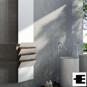 FLAPS B elektrischer Design-Heizkörper, 171 cm, Farbe und Ausstattung nach Wahl