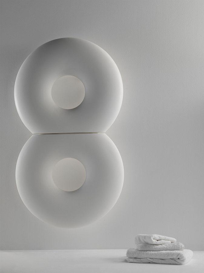 OTTO Design-Heizkörper von Francesco Lucchese vertikal, Ausführung nach Kundenwunsch