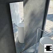 Antrax Design-Heizkörper Tavola Total Mirror elektrisch