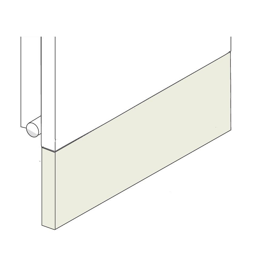 Antrax Design-Heizkörper TI-Q vertikal