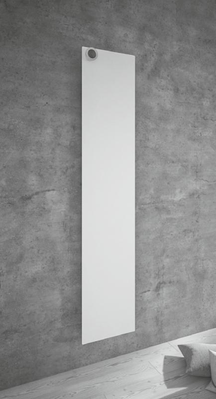 TAVOLA PORTA ACCAPPATOIO Design-Heizkörper, HxB:171x35.cm, weiß