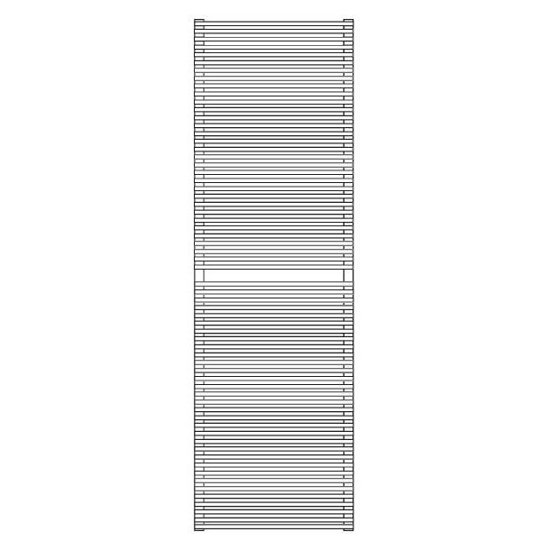 Antrax Design-Heizkörper PIENO 159 cm