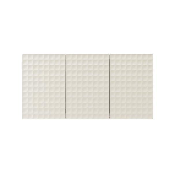 Antrax Design-Heizkörper WAFFLE horizontal 123 cm breit