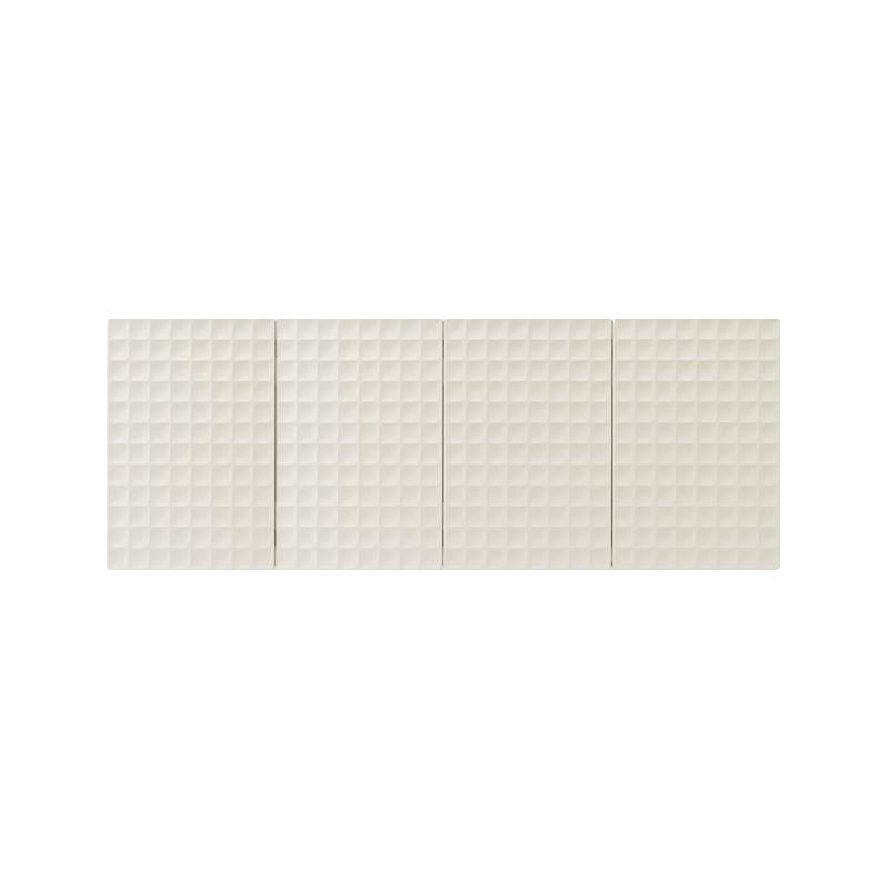Antrax Design-Heizkörper WAFFLE horizontal 164 cm breit