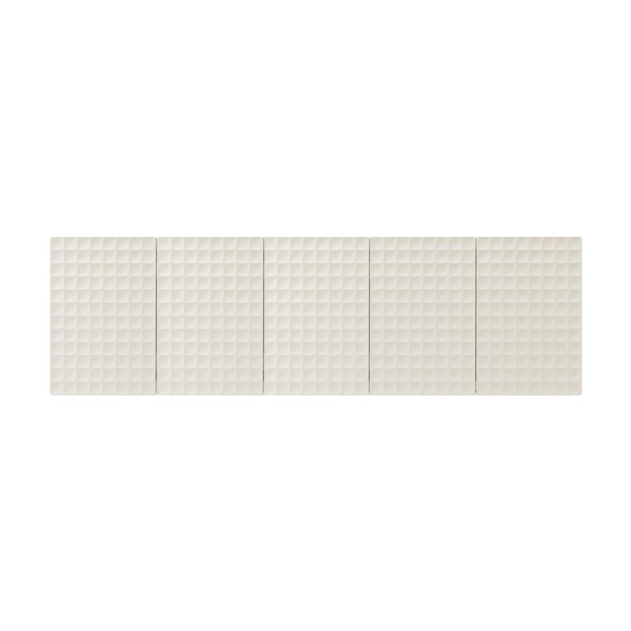 Antrax Design-Heizkörper WAFFLE horizontal 205 cm breit