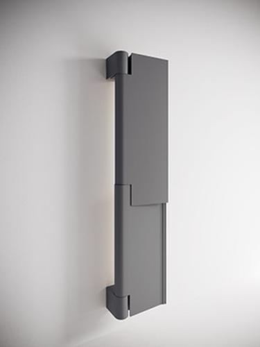 Antrax Design-Heizkörper BYOBU, aufklappbar