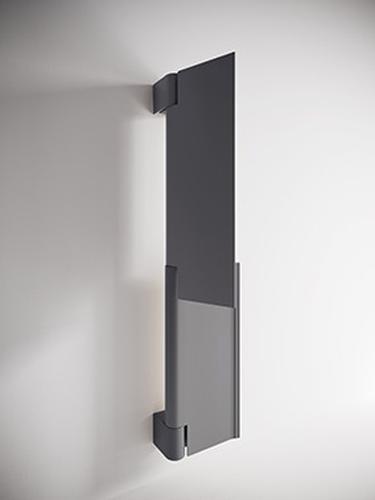 Antrax Design-Heizkörper BYOBU, schwenkbar und klappbar