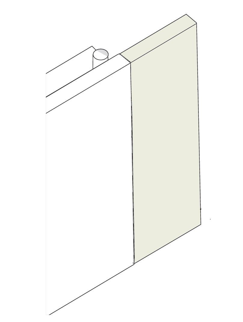 Antrax Design-Heizkörper TI_Q horizontal mit Blende