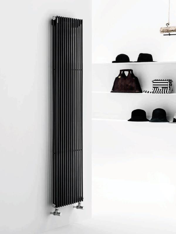 Antrax Design-Heizkörper AV 13D vertikal, doppelt gelegt, Farbe NEOP