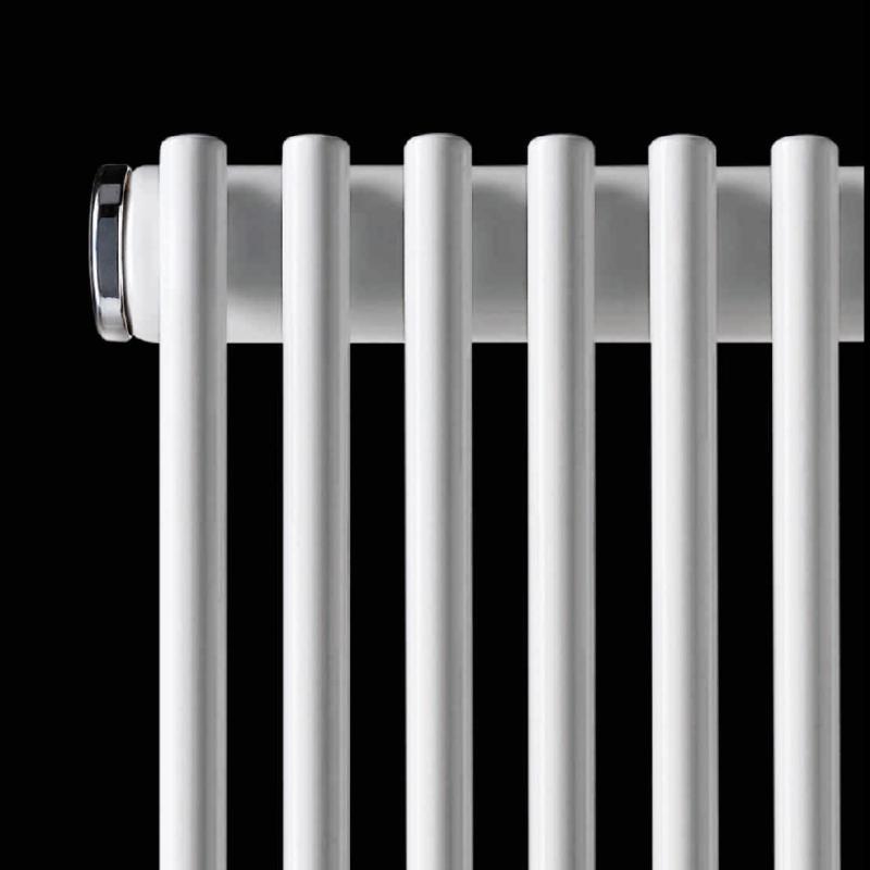 Antrax Design-Heizkörper AV 13S vertikal, einfach gelegt, Farbe BCOR