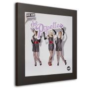 Art Vinyl Flip & Frame Bilderrahmen schwarz