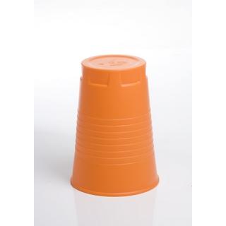 Qoffee-Stool orange (RAL 2011)