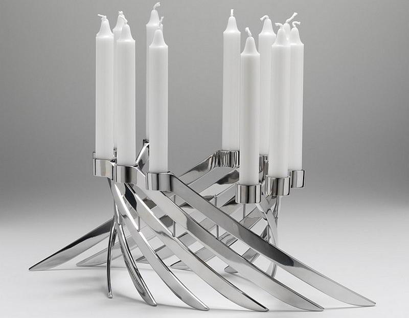 LIGHTARCH Kerzenleuchter 10er