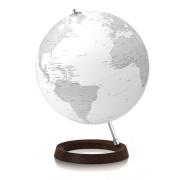 Globus Reflection mit Beleuchtung von Atmosphere