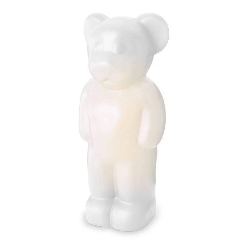 Lumibär Leuchte Outdoor weiß