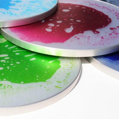 Surfaces tischplatten mit gel von b lab italia bei for Designer tischplatten