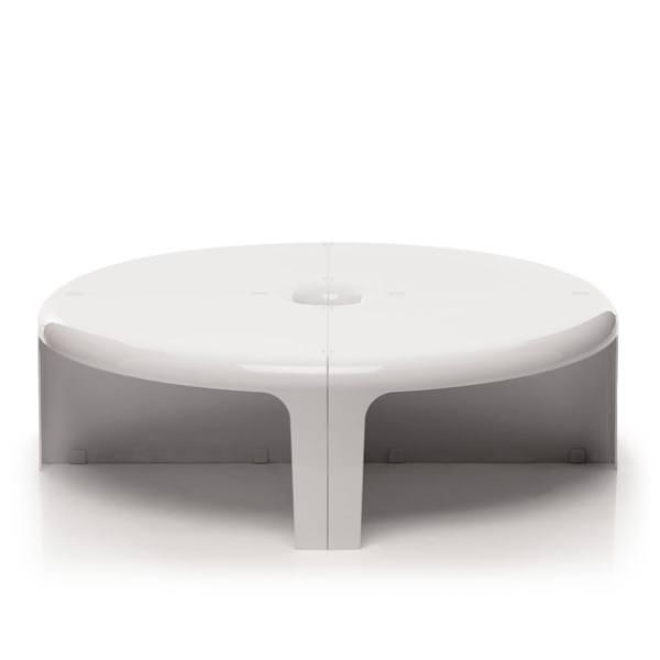 4 4 tisch und regal von b line bei. Black Bedroom Furniture Sets. Home Design Ideas