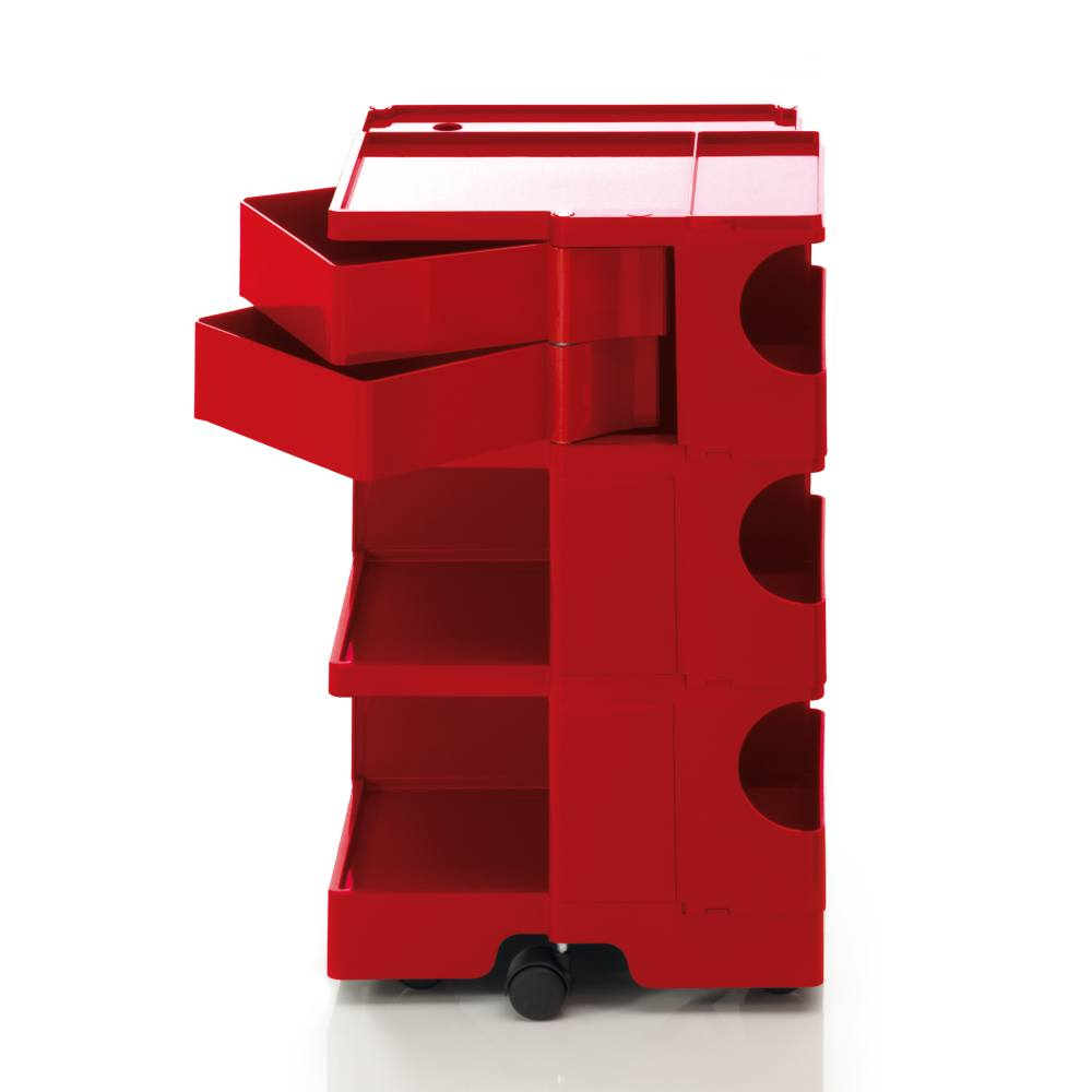 BOBY Rollcontainer B32 rot