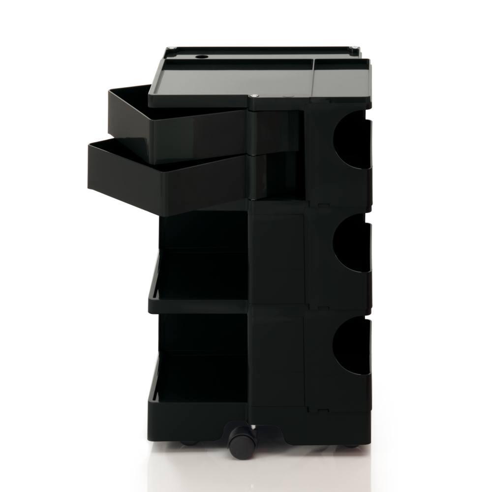 BOBY Rollcontainer B32 schwarz