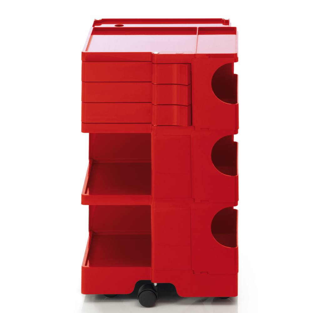 BOBY Rollcontainer B33 rot