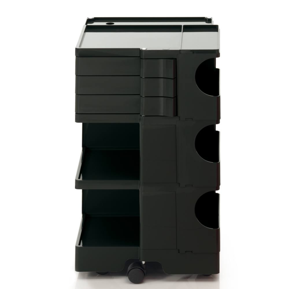 BOBY Rollcontainer B33 schwarz