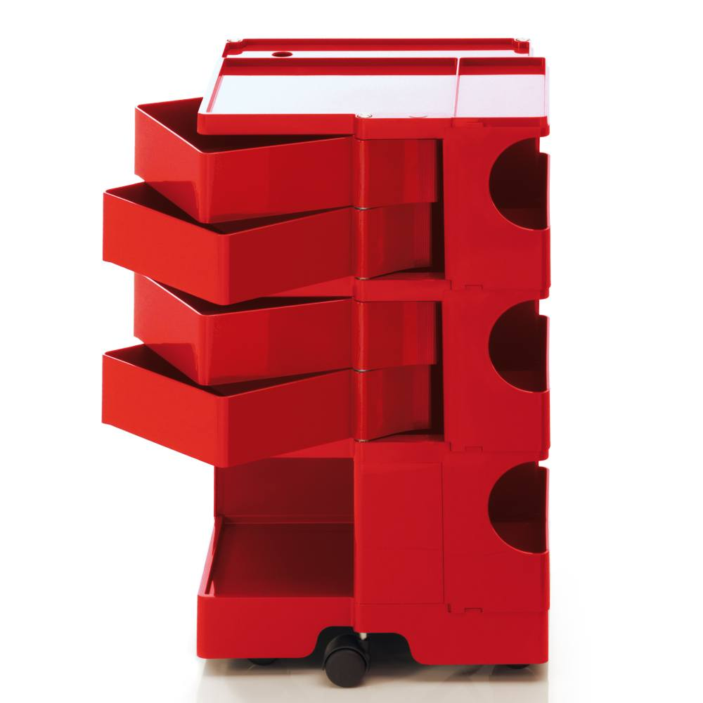 BOBY Rollcontainer B34 rot