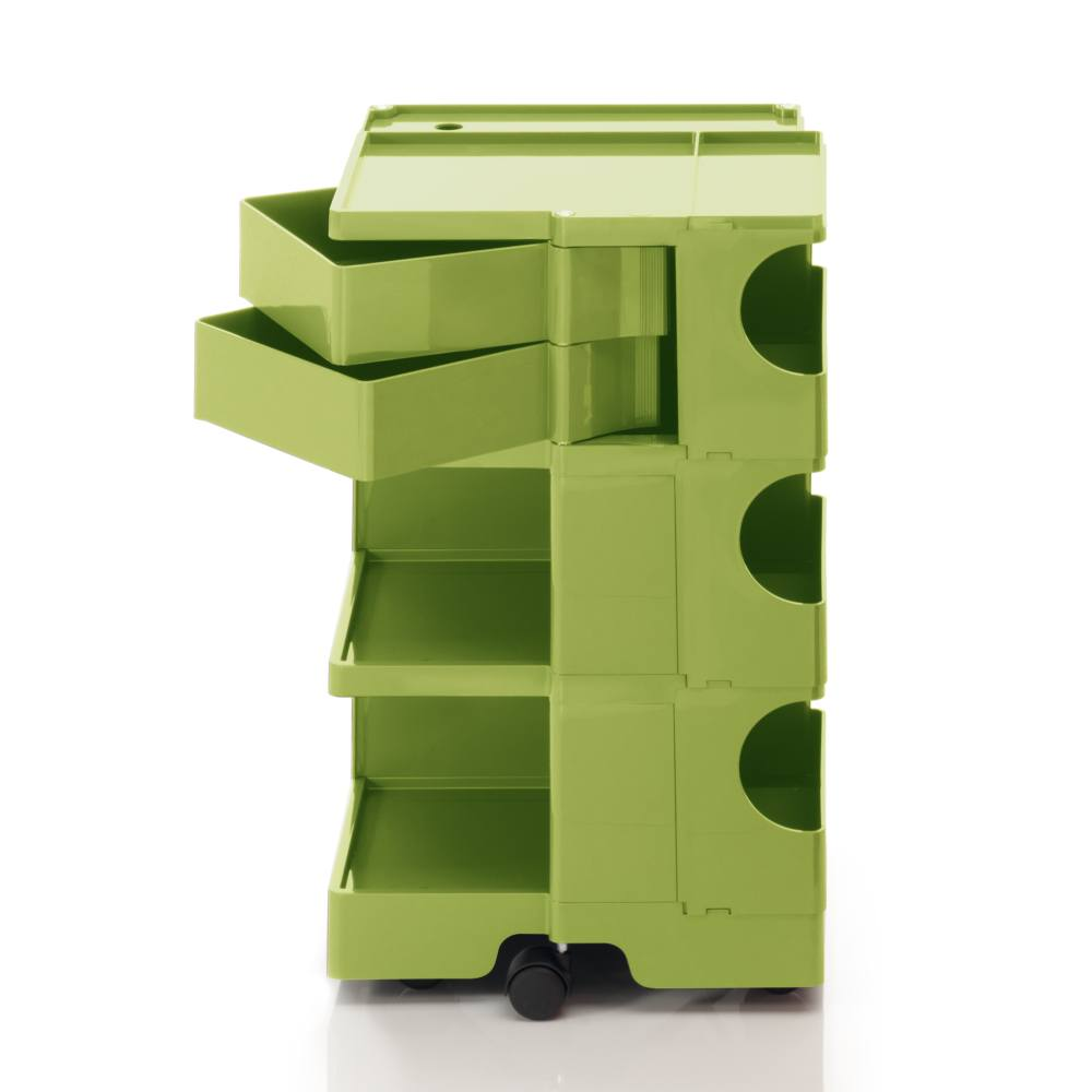 BOBY Rollcontainer B32 limonengrün