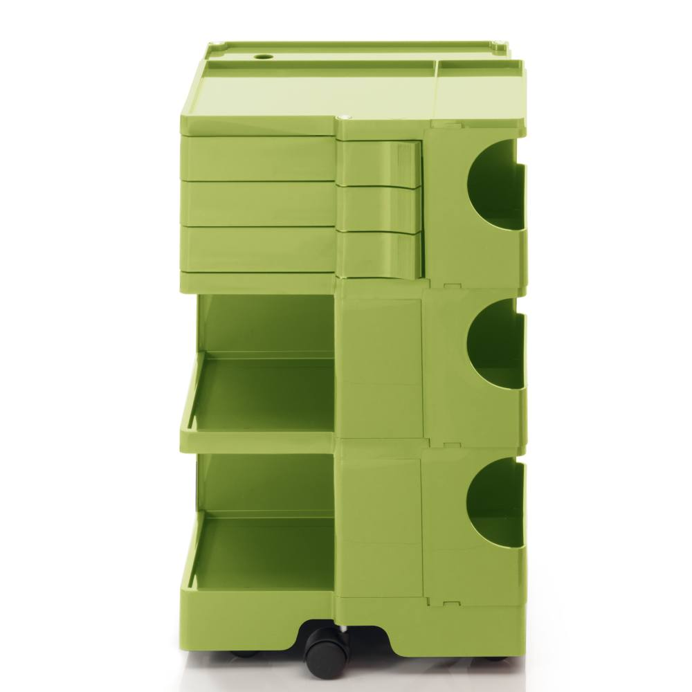 BOBY Rollcontainer B33 limonengrün